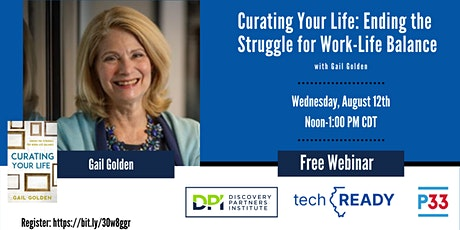 Curating Your Life: Ending the Struggle for Work/Life Balance tickets