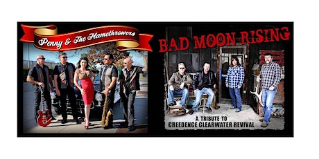 Bad Moon Rising + Penny & The Flamethrowers tickets