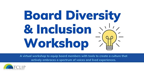 Board Diversity & Inclusion Workshop tickets