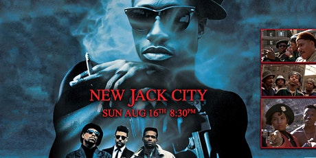 Black Buster Drive-In: New Jack City tickets