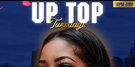 Up Top Tuesdays at Brklyn Kitchen everyone enters FREE ALL NIGHT tickets