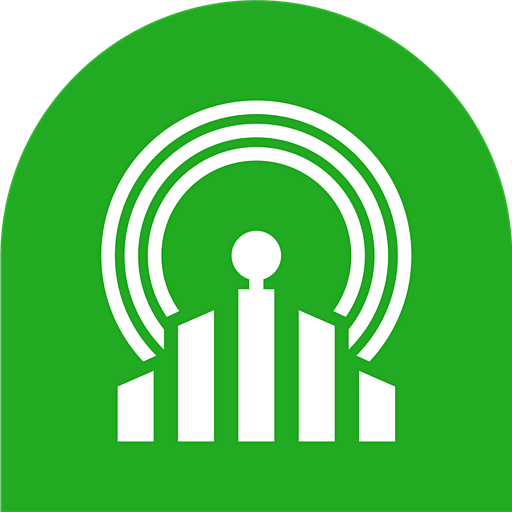 Townhall Radio logo