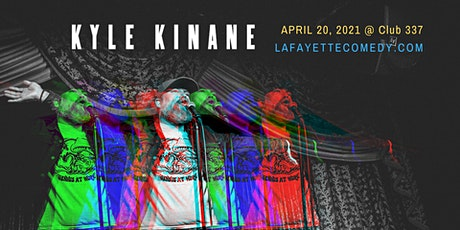 Kyle Kinane : The Spring Break Tour at Club 337| NEW DATE: 4/20/21 tickets