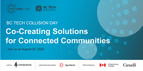 BC Tech Collision Day: Co-Creating Solutions for Connected Communities tickets