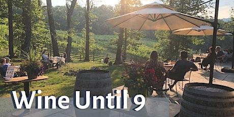 First Friday Wine Until 9: August tickets
