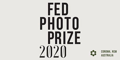 Federation Photography Prize 2020 Entry Form tickets