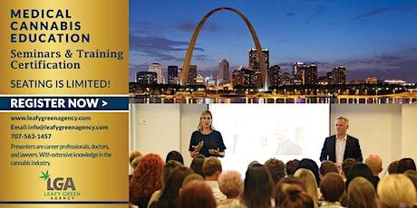 Missouri Medical Marijuana Dispensary Training Seminar tickets