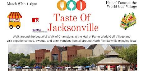 Taste of Jacksonville tickets