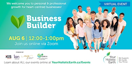 YHE Noon Business Builder tickets