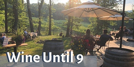 2nd Saturday Wine Until 9: August tickets