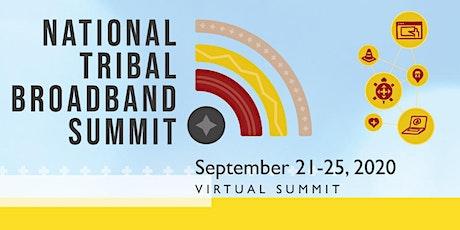 2020 National Tribal Broadband Summit tickets