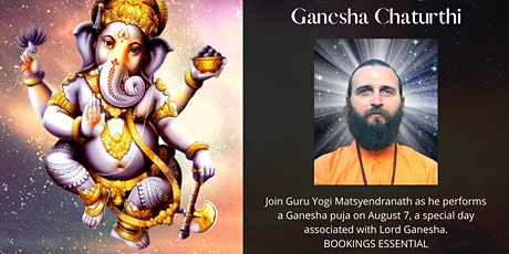 Celebrating Ganesha Chaturthi with Yogi Matsyendra Nath tickets