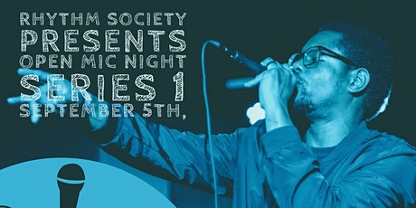 Rhythmic  Society Presents open mic night series tickets