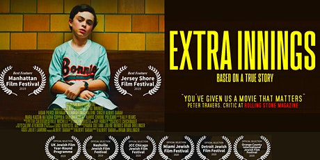 Orange County Jewish Film Festival - Extra Innings (2019) tickets