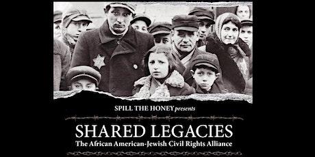 Orange County Jewish Film Festival - Shared Legacies (2020) tickets