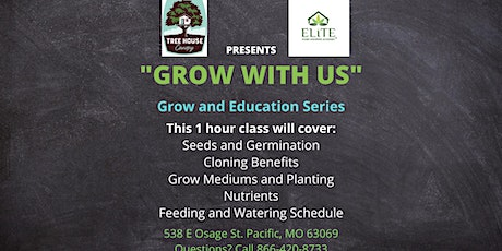 Grow with Us - Reserve your Spot Today! tickets