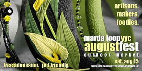 Marda Loop AugustFest Outdoor Market tickets