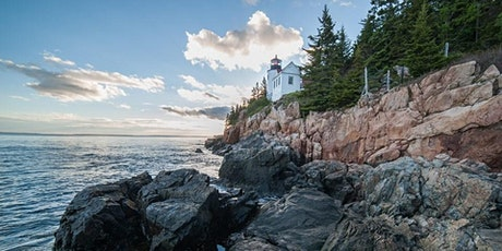 Free Virtual Tour of Acadia National Park tickets