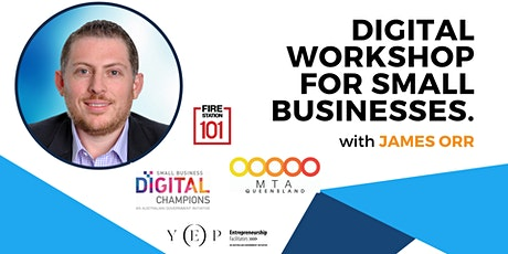 Digital Workshop for Small Businesses tickets