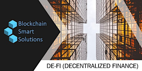 Certified De-Fi (Decentralized Finance) Associate | Online | Middle East tickets