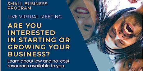 Uplift Your Small Business, San Bernardino tickets