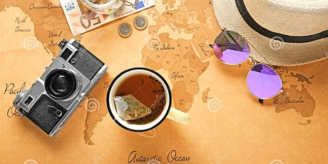 Travel the world with tea tickets