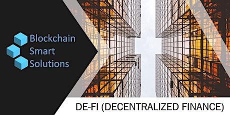 Certified De-Fi (Decentralized Finance) Associate | Online | UK tickets