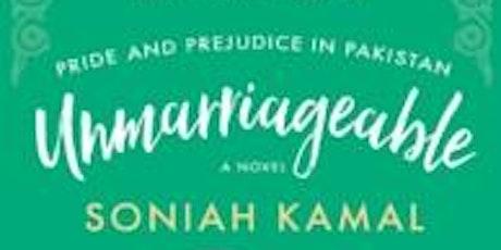 Atlanta Authors Presents Soniah Kamal on Saturday, October 17 @ 2 pm. tickets