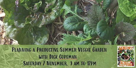 Planning a Productive Summer Veggie Garden with Dick Copeman tickets