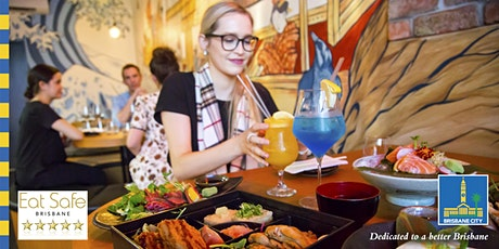Eat Safe Brisbane Review -  One-on-One  Interviews - Food Businesses tickets