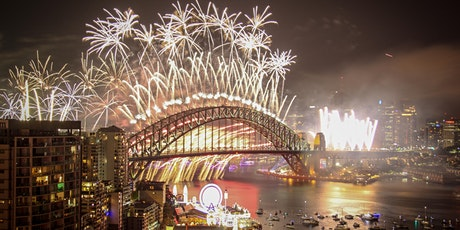 View Dine NYE 2020 @ View Sydney - Direct Harbour Bridge Views New Year Eve tickets