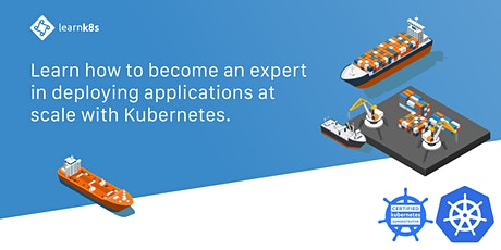 Advanced Kubernetes course — North America | Online | 3 days billets