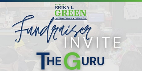 Re-Elect Councilwoman Erika L. Green-District 5 | A Fundraiser tickets