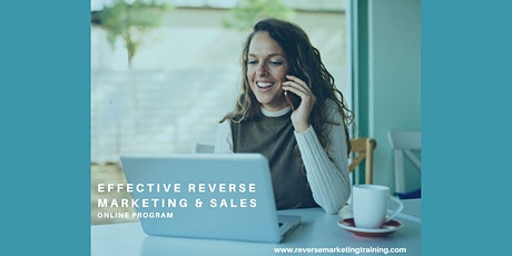 Effective reverse Marketing & Sales Online Program tickets