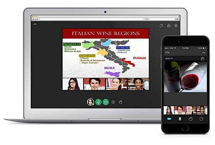 Virtual Introduction To Italian Wines image