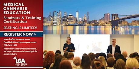 New Jersey One Day Medical Marijuana Masterclass Workshop - Providence tickets