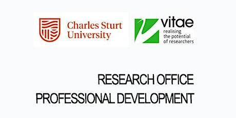 Professional Development Planning tickets