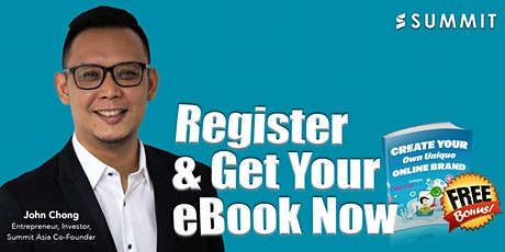Get Your FREE eBook on How to Create Your Own Unique Brand! tickets