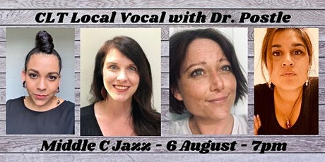 CLT Local Vocal with Dr. Postle tickets