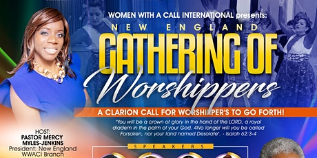NEW ENGLAND WOMEN WITH A CALL INTERNATIONAL LAUNCH tickets