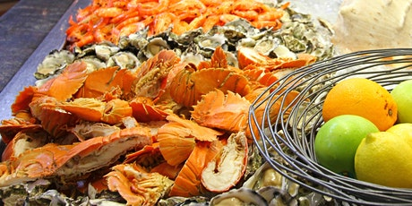 Christmas Day Seafood Buffet Dinner tickets