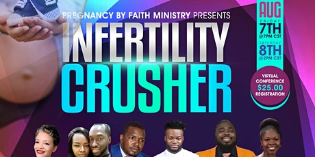 Infertility Crusher Conference 2020 tickets