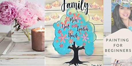How to Paint a Family Tree tickets