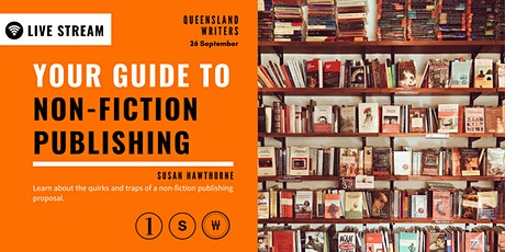 LIVE STREAM: Your Guide To Non-Fiction Publishing with Susan Hawthorne tickets