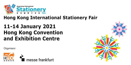 Hong Kong International Stationery Fair 2021 tickets