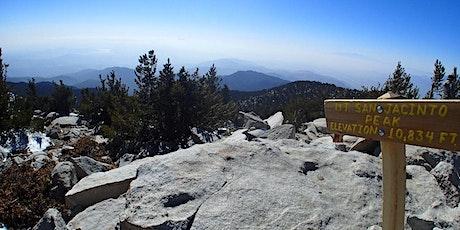 Six Packs of Peaks - San Jacinto Peak tickets