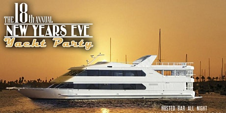 New Year's Eve Yacht Party - Newport Beach tickets