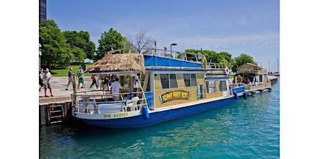 Charter Tiki Bar Cruise - Lake Michigan or Chicago River (08-23-2020 starts at 4:30 PM) tickets