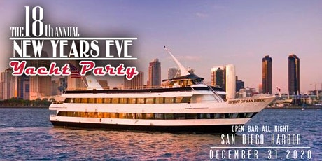 New Year's Eve Yacht Party - San Diego tickets