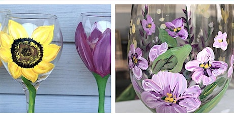 Wine Glass Painting tickets